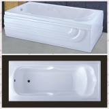 hot selling bathtub of the simple common bathtub
