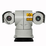 400m Night Vision 20X Zoom 2.0 Mega Pixels Vehicle HD IP Laser PTZ Camera (YC-HD-TL)