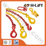 Grade 80 Alloy Steel Lifting Chain and Fittings