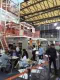 Chinaplas fair in shanghai