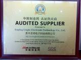 SGS Factory Audit June 05 2011 - June 06 2011