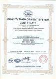 International ISO Certification