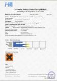 G10/FR4 MSDS Technical Datasheet