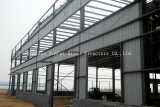 Professional production of steel structure workshop