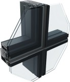 Fully-Hidden Frame Glass Curtain Wall