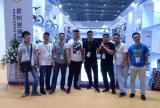 company staffs ,Sales, Tech, QC