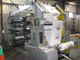 Flexo printing machine workshop