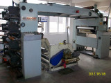 Flexographic printing machine[