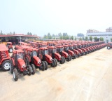 Lovol obtained the order of one thousand sets of tractor of Ukraine