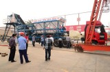 Mobile Concrete Batching/Mixing Plant for Sale