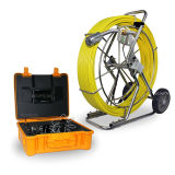 Self-level Drain Sewer Pipe Inspection Camera