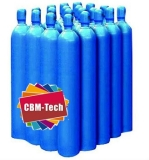 40L/6m3 Oxygen Cylinders/Bottles for Medical and Industrial Uses