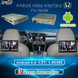 Car Android Navigation System Video Interface box for Honda Civic