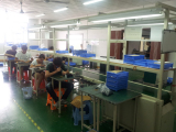 Mobile phone battery factory