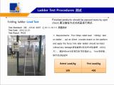 Ladder Load Test
