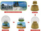 Create your own Snow globe