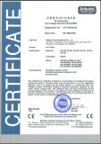 LVD certificate of air purifier