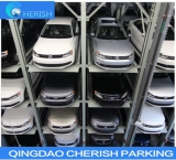 overground quad vehicle storage car parking lift