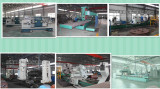 Heavy processing machines