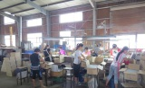 Packing in Workshop