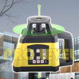 High Precision Auto-Leveling Green Rotary Laser Level (FRE203XG)