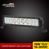 "Mix Row 76W 13.5"" CREE LED Light Bar for off-Road"