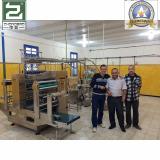 Liquid Packing Machine in Algeria customer′s factory1