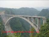 China Railway NO.3 GROUP high speed railway construction