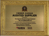 audited supplier stainless steel factory
