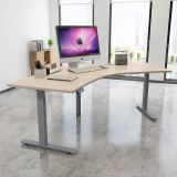 Office Sit Stand Computer Desk