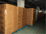 warehouse for the ready shoes
