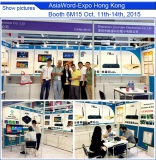 Hongkong Global sources Electronics Exhibition Zoomtak 2015-10
