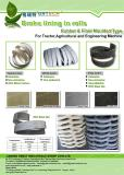 Moulded Brake Lining Roll Catalog