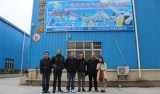 Foreign clients′ visit to our factory