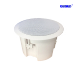 30W White Pulic Address System Indoor Outdoor Ceiling Speaker