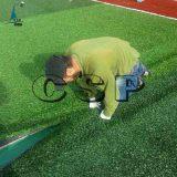 Grass machining