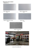 Sand series stainless steel sheet product