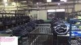 the workshop of motorcycle inner tube