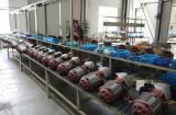 Assembling department