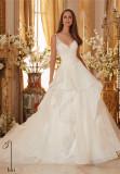 Custom Made Strapless Sweetheart Prom Dress (Dream-100014)