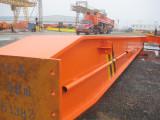 Overhead Crane 10t-11.5m Shipped to Cyprus
