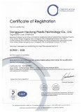 ISO 9001 Certificates english