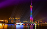 Guangzhou New Television tower (Canton Tower)