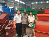 Egypt customers ordering grinding gold machine