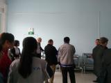 European customers visit OBOYA plant