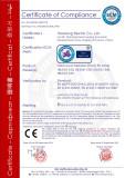 ATEX certificate of explosion proof clean dustproof led light