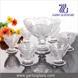 7PCS Hot Sale Glass Bowl Promotion