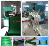 H.F conveyor belt / treadmill belt sidewall welding machine
