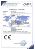 CE certification for solar road stud in 2015