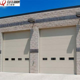 WHAT IS THE MOST SECURE up and OVER GARAGE DOOR?